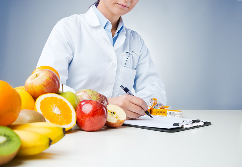 Nutrizionista - diete personalizzate